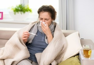 Getting a Cold? Get Over it Faster With These Tips