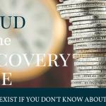 Fraud claim, discovery rule legal