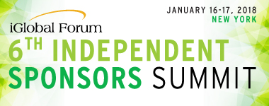 iGlobal 6th Independent Sponsors Summit