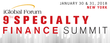iGlobal 9th Specialty Finance Summit