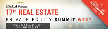 iGlobal 17th Real Estate Private Equity Summit