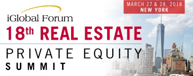 iGlobal 18th Real Estate Private Equity Summit