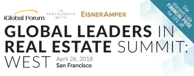 iGlobal Global Leaders in Real Estate Summit