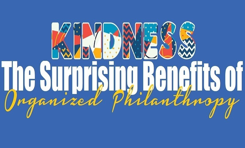 benefits of organized philanthropy