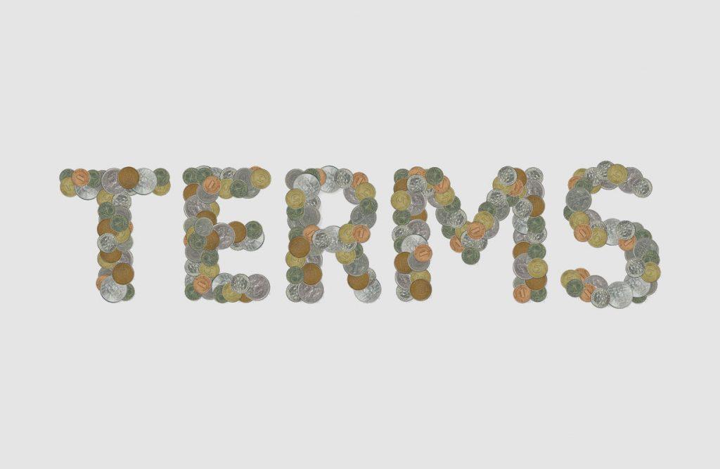 market terms