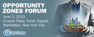 Opal Group - Opportunity Zones Forum