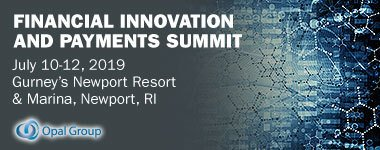 Financial Innovation and Payments Summit - July 10-12