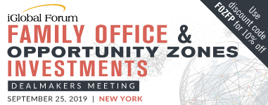 iGlobal Family Office and Opportunity Zones Investments