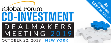 iGlobal - Co-Investment Dealmakers Meeting 2019