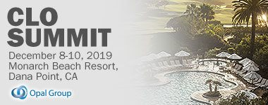 Opal Group - CLO Summit