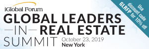 iGlobal Forum - Global Leaders in Real Estate Summit
