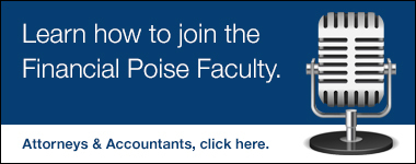 Join the Financial Poise Faculty