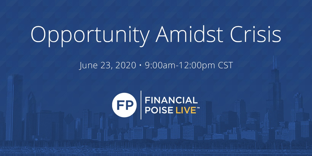 Opportunity Amidst Crisis Live Webinar