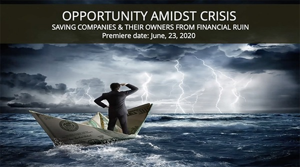 Opportunity Amidst Crisis Webinar