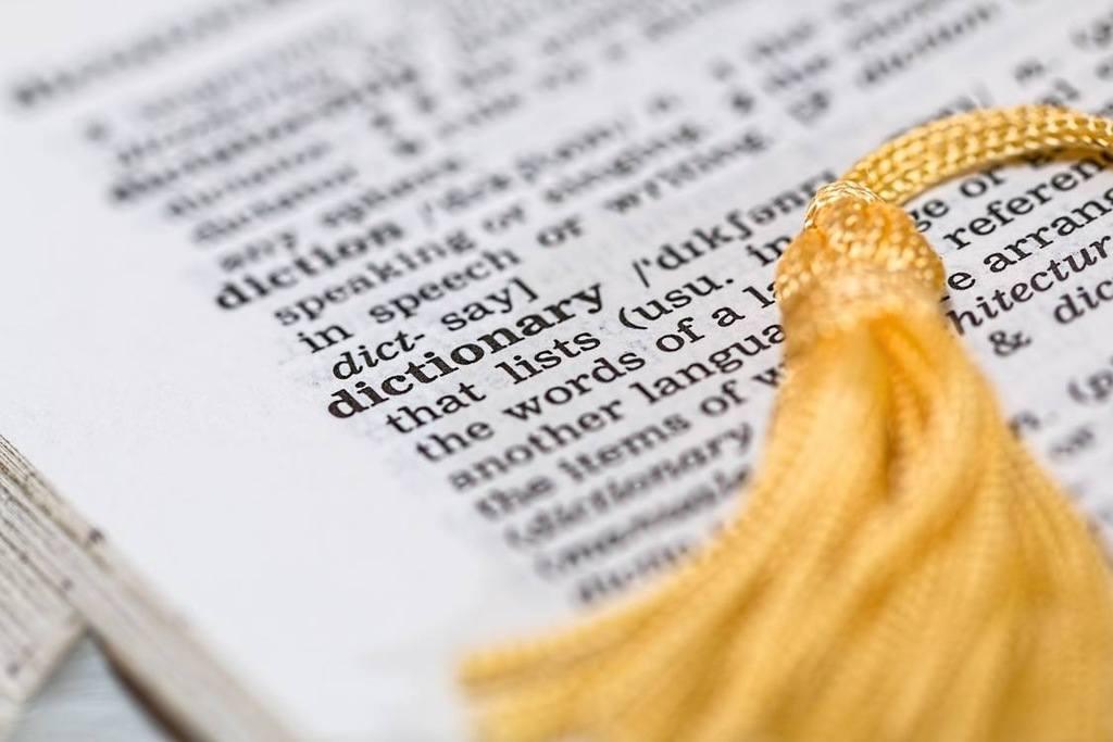 A dictionary for financial advisor terminology