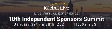 iGlobal - Independent Sponsors Summit - 1/27
