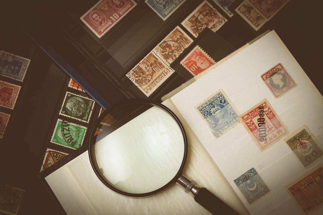 Stamp Collecting and Investing