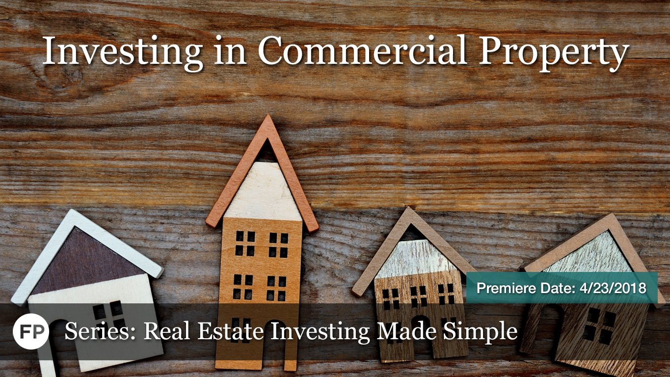 Real Estate Investing Made Simple - Commercial Property