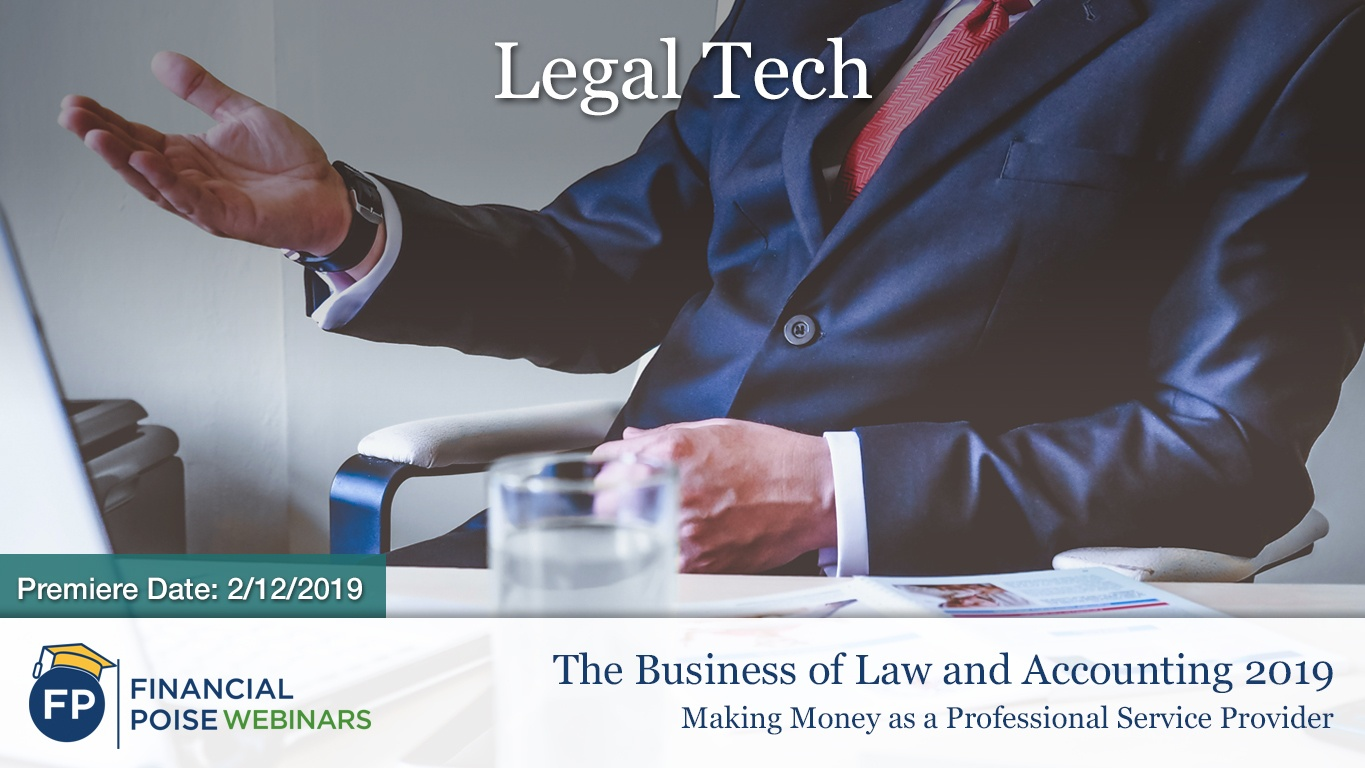 Biz of Law and Accounting - Legal Tech