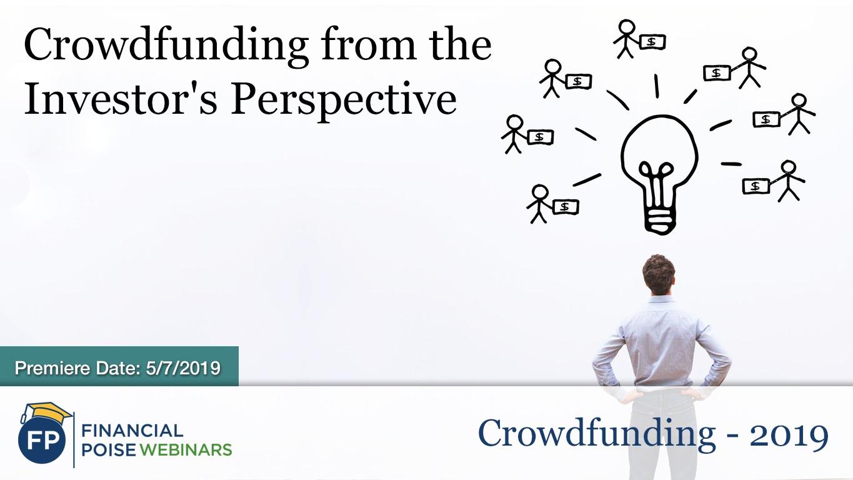 Crowdfunding 2019 - Investors Perspective