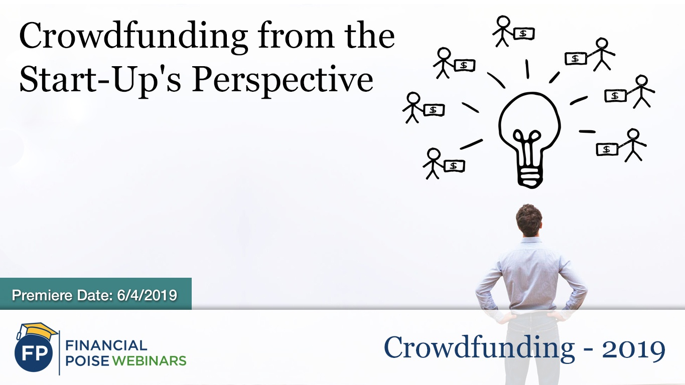 Crowdfunding 2019 - Startups Perspective