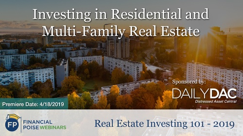 Real Estate Investing 101 2019 - Residential Real Estate