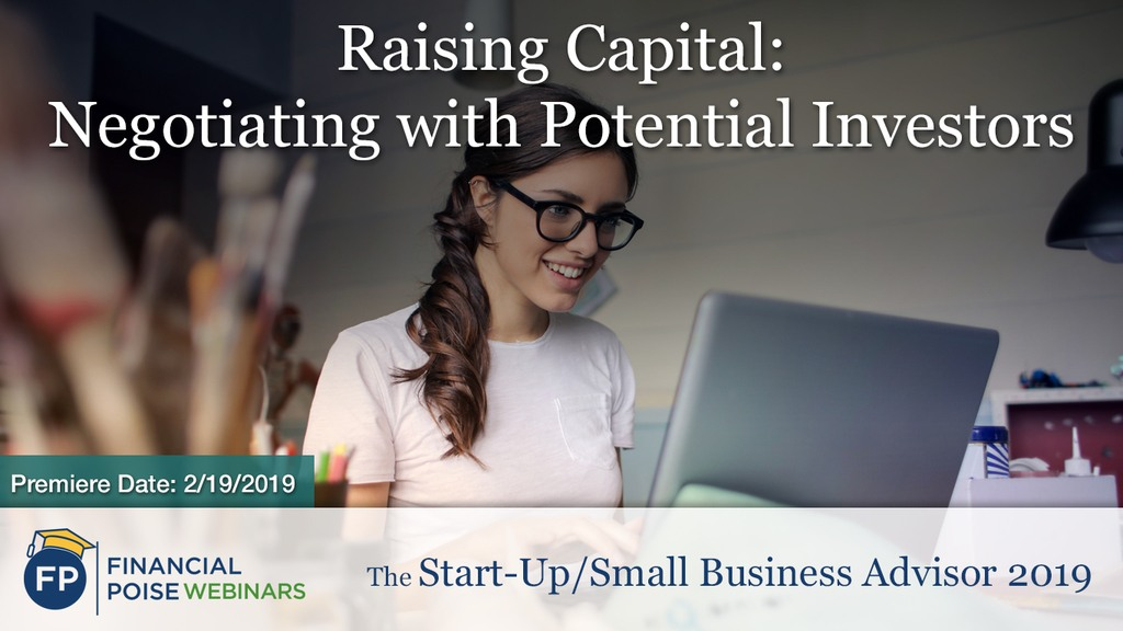 Small Biz Advisor - Raising Capital