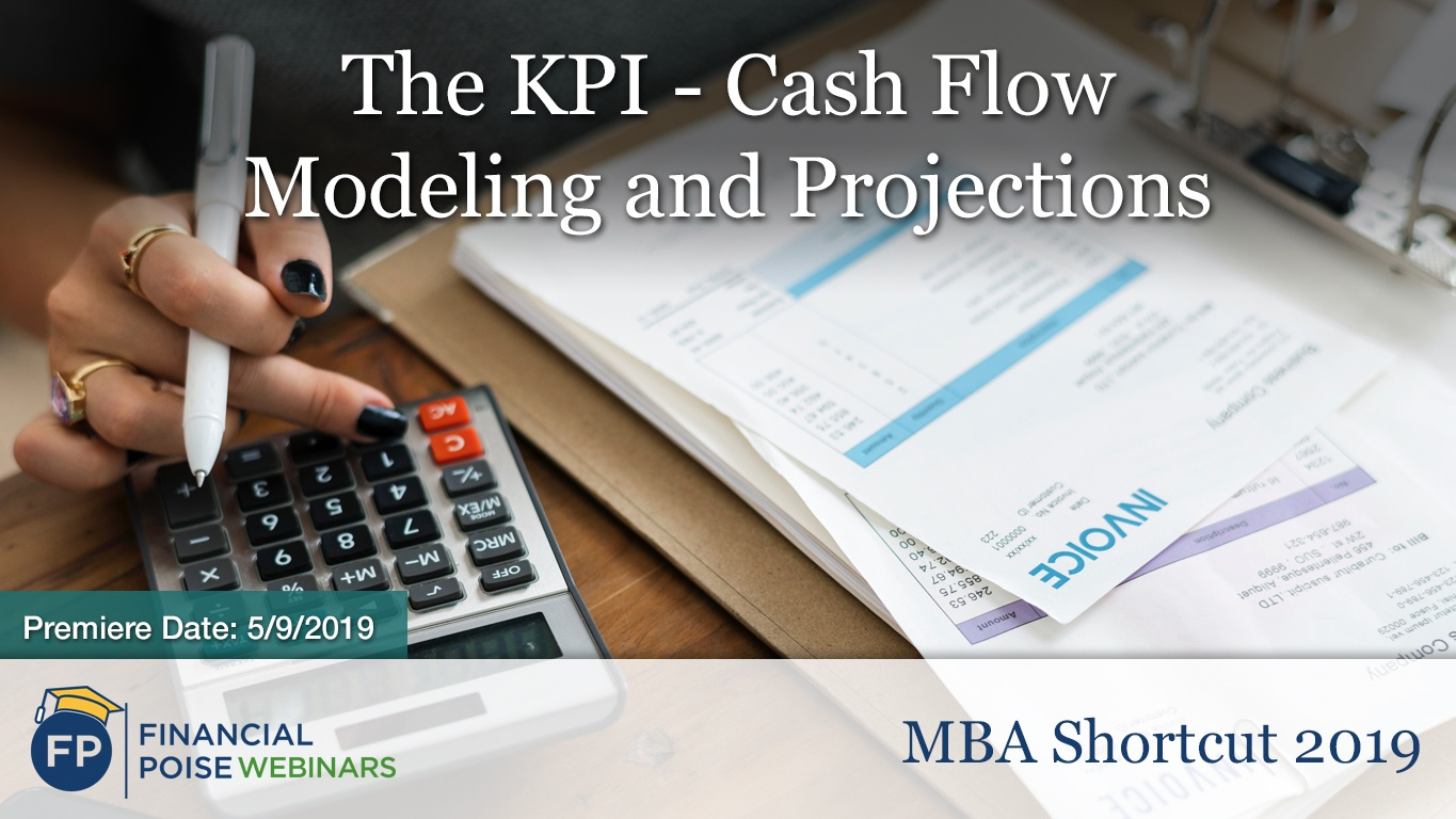 MBA Shortcut - Cash Flow Modeling Projections