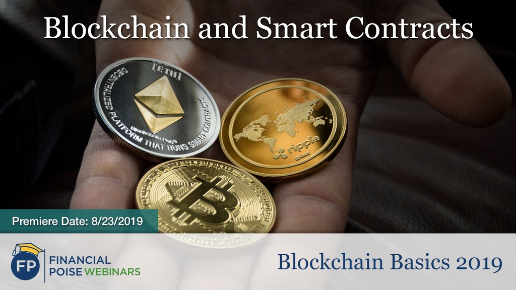 Blockchain Basics - Smart Contracts