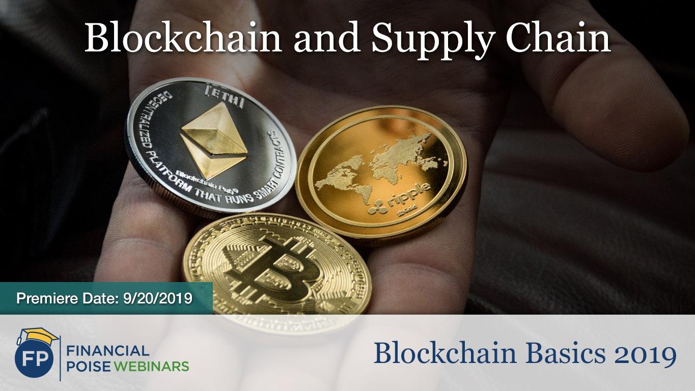 Blockchain Basics - Supply Chain