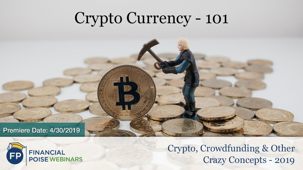 Crypto Crowdfunding - Crypto Currency 101
