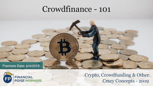 Crypto Crowdfunding - Crowd Finance 101