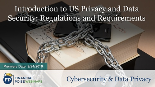 Cybersecurity Data Privacy - Intro to US