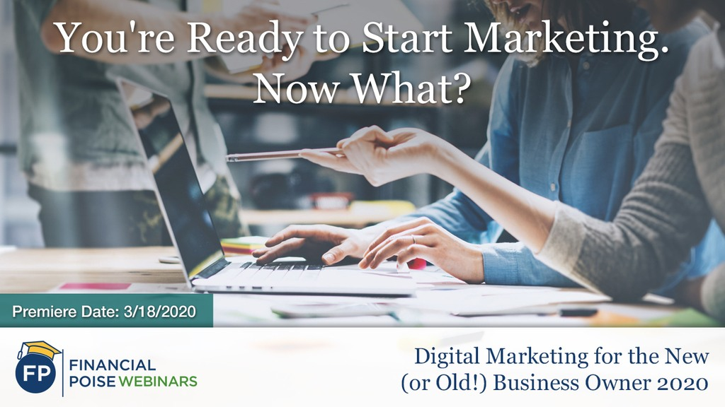 Digital Marketing Tips - Now What