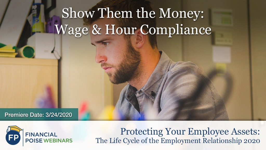 Protecting Employee Assets - Wage Hour Compliance