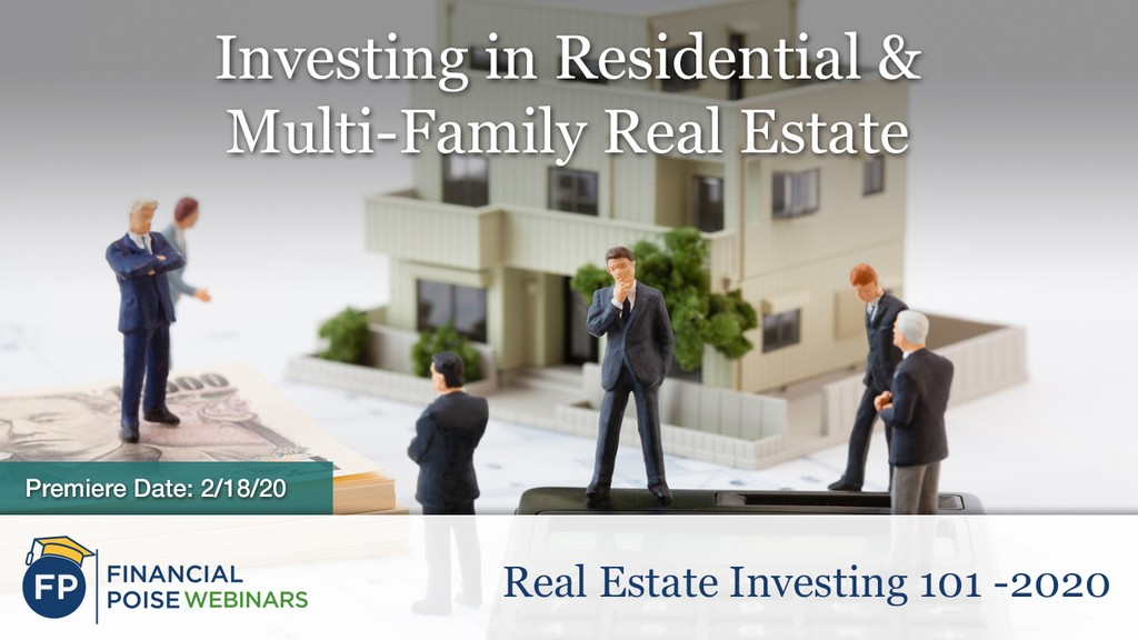 Real Estate Investing - Residential Multi Family
