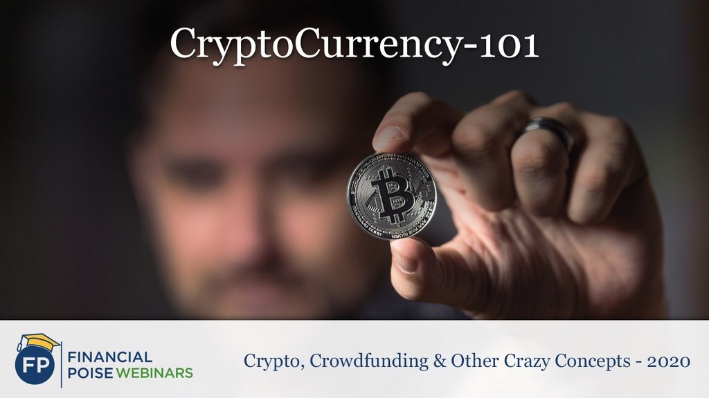 Crypto Crowdfinance Crazy Concepts - Cryptocurrency 101