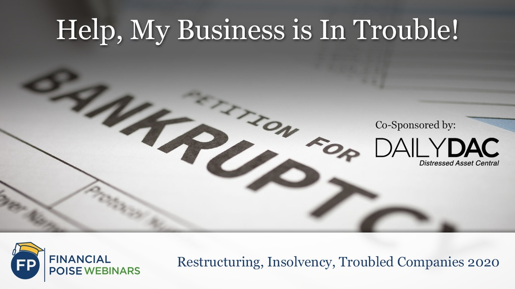 Res Ins Troubled Companies - My Business is in Trouble