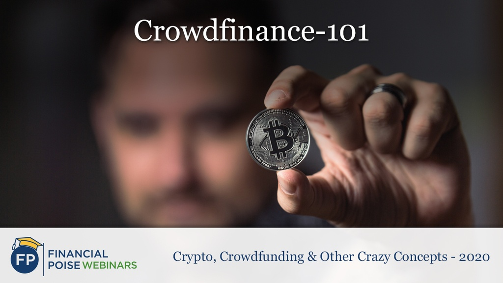 Crowdfinance 101 - Crypto Crowdfunding Crazy Concepts