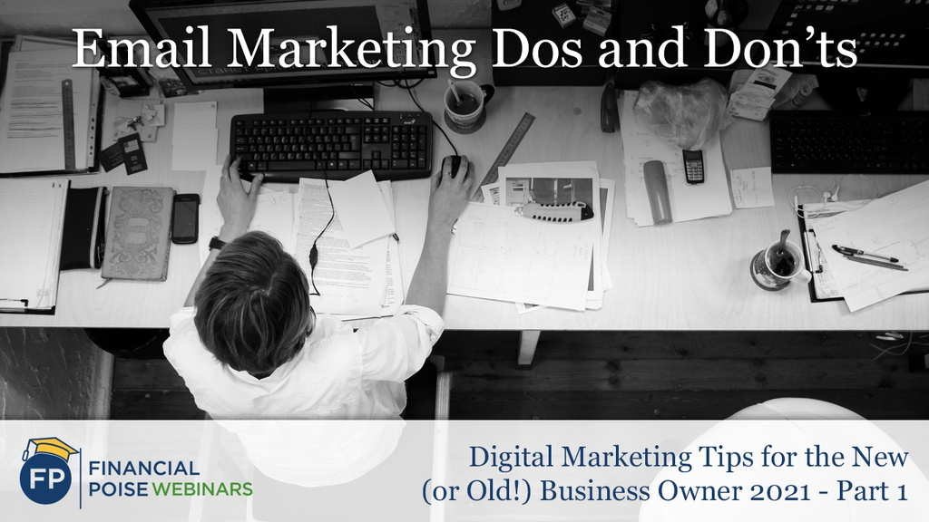 Digital Marketing Tips - Email Marketing Dos Donts