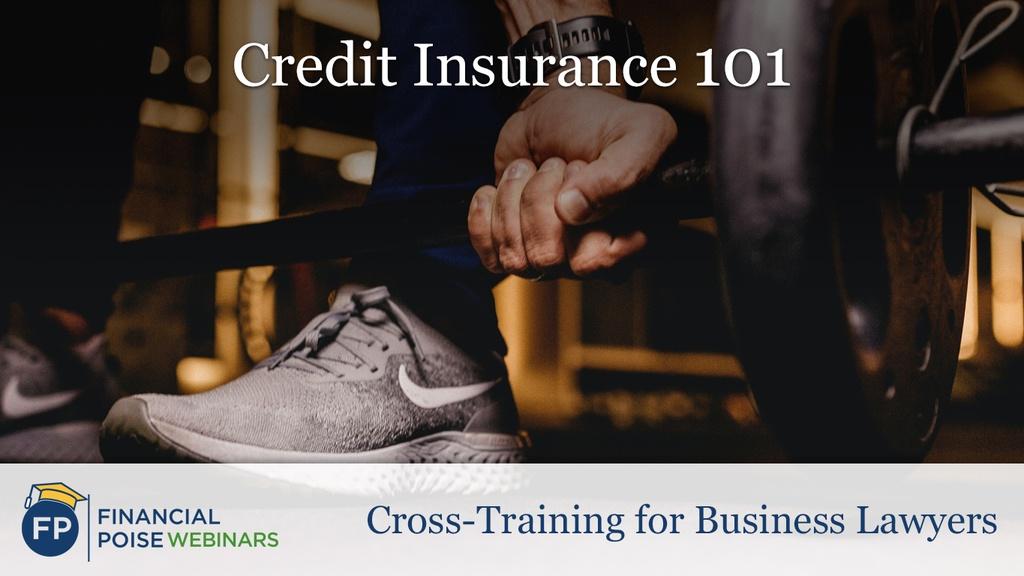 Credit Insurance 101