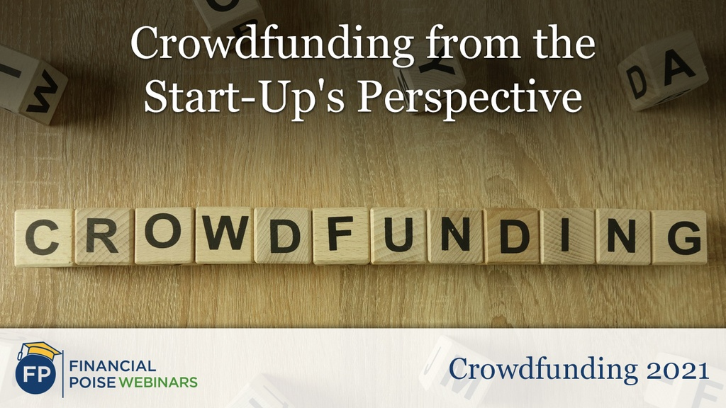 Crowdfunding from the Start-Up's Perspective