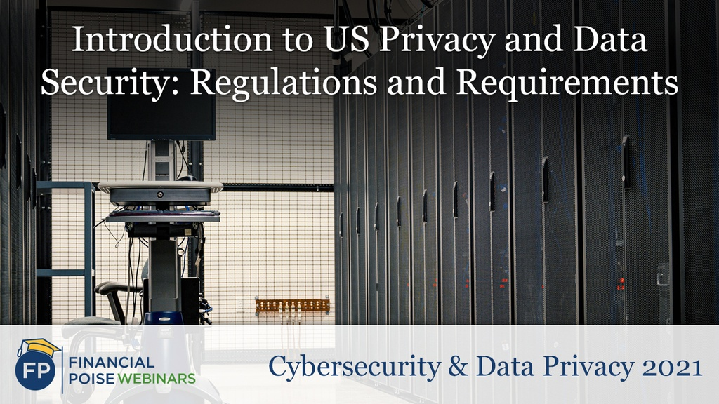 Intro to US Privacy Data Security