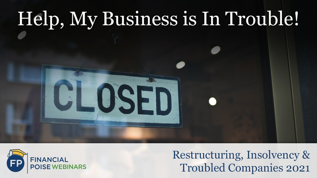 Help My Business is in Trouble